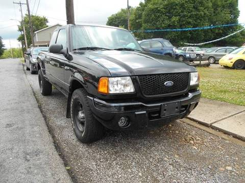 2003 Ford Ranger for sale in Grove City, PA