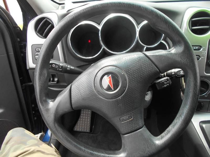 2008 Pontiac Vibe 4dr Wagon - Grove City PA