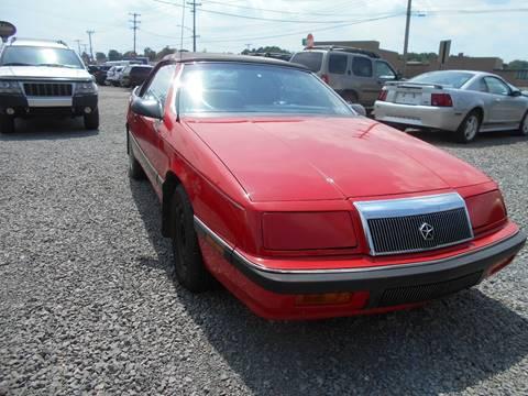 1988 Chrysler Le Baron