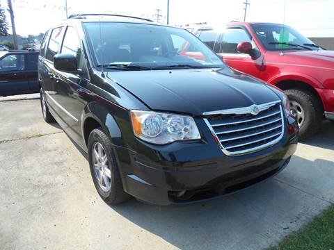 2010 Chrysler Town and Country for sale in Grove City, PA