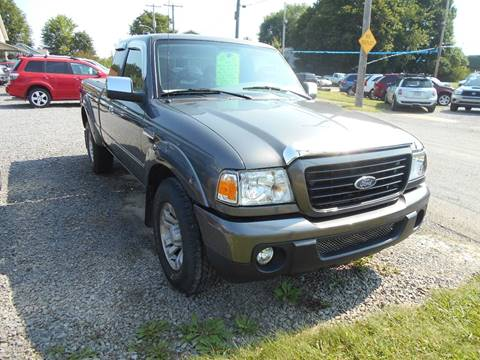 2009 Ford Ranger for sale in Grove City, PA