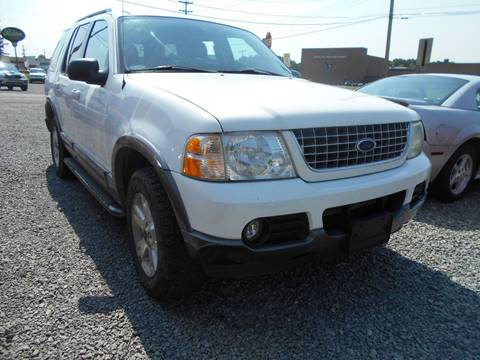 2003 Ford Explorer for sale in Grove City, PA