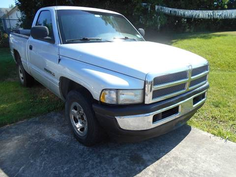 2001 Dodge Ram Pickup 1500 for sale in Grove City, PA