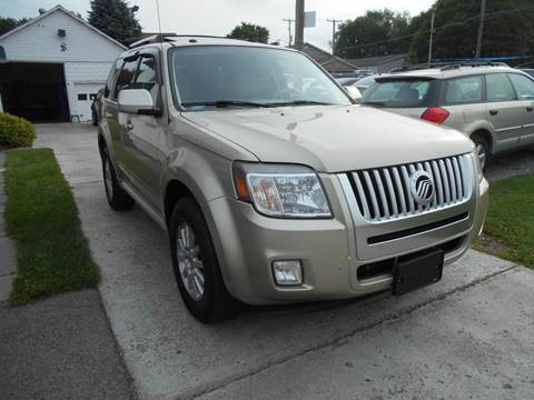 2010 Mercury Mariner for sale in Grove City, PA
