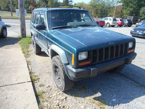 1997 Jeep Cherokee for sale in Grove City, PA