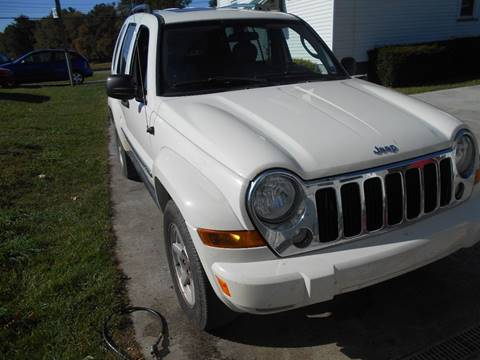 2006 Jeep Liberty for sale in Grove City, PA