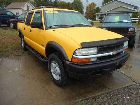 2003 Chevrolet S-10 for sale in Grove City, PA