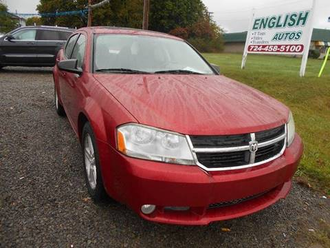 2008 Dodge Avenger for sale in Grove City, PA