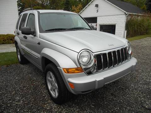 2007 Jeep Liberty for sale in Grove City, PA