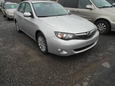 2010 Subaru Impreza for sale in Grove City, PA