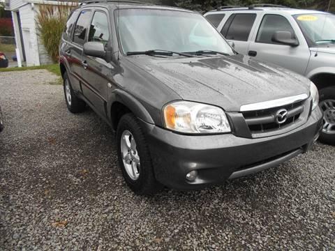 2005 Mazda Tribute for sale in Grove City, PA