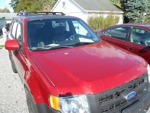 2009 Ford Escape for sale in Grove City, PA