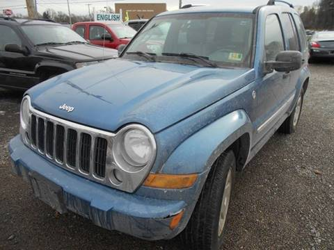 2005 Jeep Liberty for sale in Grove City, PA