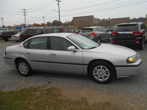 2004 Chevrolet Impala for sale in Grove City, PA