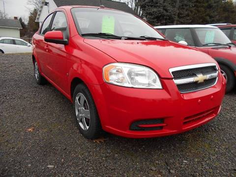 2009 Chevrolet Aveo for sale in Grove City, PA