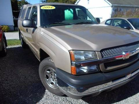 2004 Chevrolet Silverado 1500 for sale in Grove City, PA