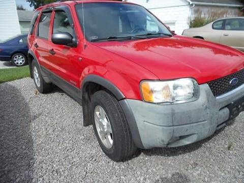 2002 Ford Escape for sale in Grove City, PA