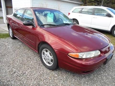 2001 Oldsmobile Alero for sale in Grove City, PA