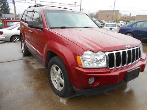 2006 Jeep Grand Cherokee for sale in Grove City, PA