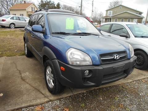 2006 Hyundai Tucson for sale in Grove City, PA