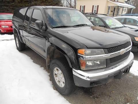 2004 Chevrolet Colorado for sale in Grove City, PA