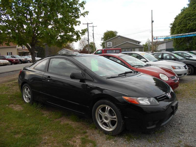 2008 Honda Civic LX 2dr Coupe 5A
