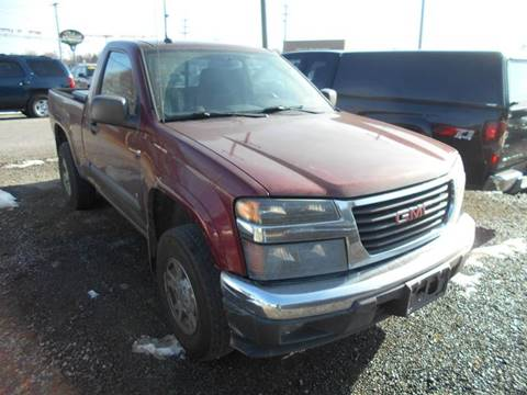 2008 GMC Canyon for sale in Grove City, PA