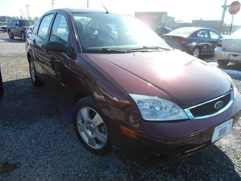 2007 Ford Focus for sale in Grove City, PA