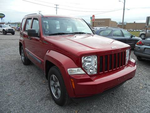 2008 Jeep Liberty for sale in Grove City, PA