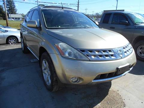 2007 Nissan Murano for sale in Grove City, PA