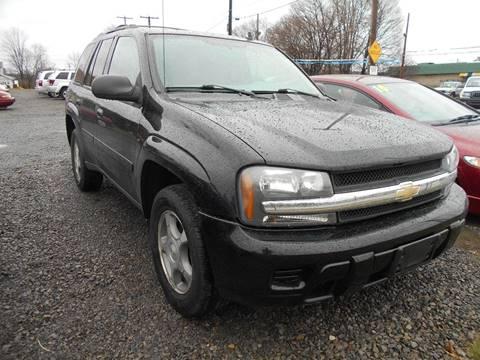 2007 Chevrolet TrailBlazer for sale in Grove City, PA