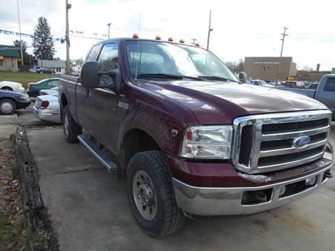 2005 Ford F-250 Super Duty for sale in Grove City, PA
