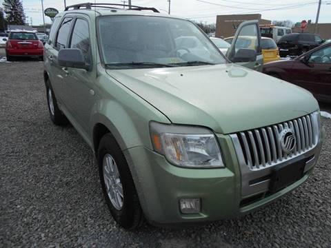 2009 Mercury Mariner for sale in Grove City, PA