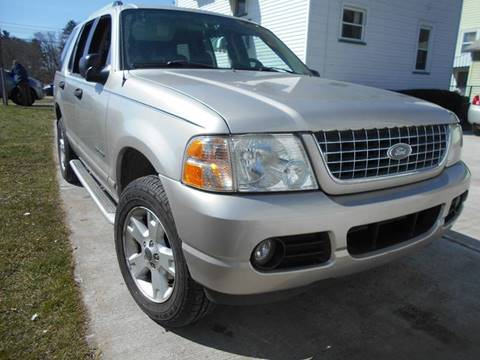 2005 Ford Explorer for sale in Grove City, PA