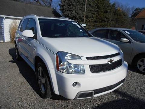 2008 Chevrolet Equinox for sale in Grove City, PA