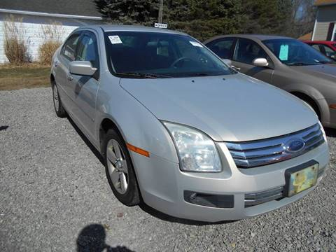 2009 Ford Fusion for sale in Grove City, PA