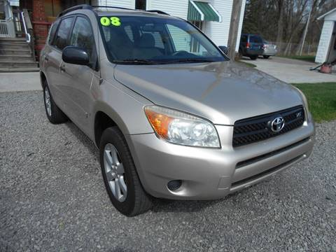 2008 Toyota RAV4 for sale in Grove City, PA