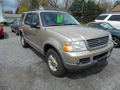 2002 Ford Explorer for sale in Grove City, PA