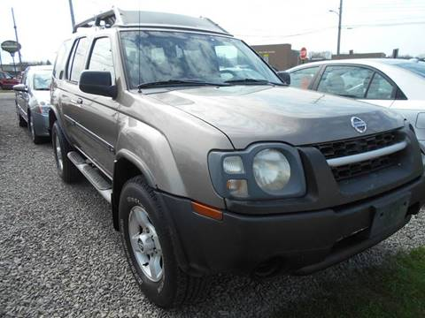 2004 Nissan Xterra for sale in Grove City, PA