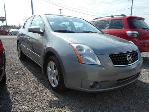 2008 Nissan Sentra for sale in Grove City, PA