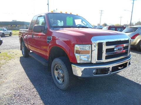 2008 Ford F-250 Super Duty for sale in Grove City, PA