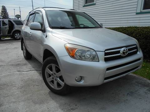 2007 Toyota RAV4 for sale in Grove City, PA