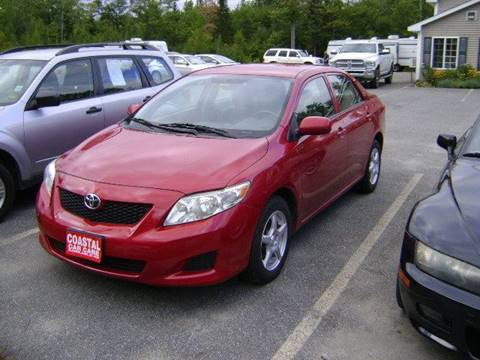 2009 Toyota Corolla for sale in Ellsworth, ME