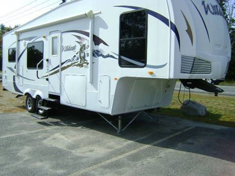 2010 Forest River WILDCAT 28 for sale in Ellsworth, ME