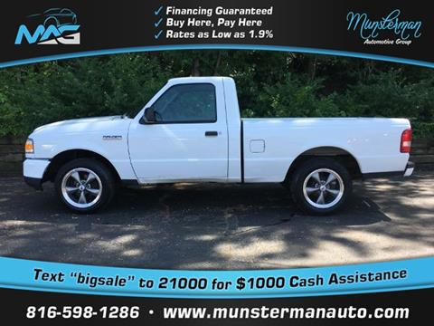 2007 Ford Ranger for sale in Blue Springs, MO