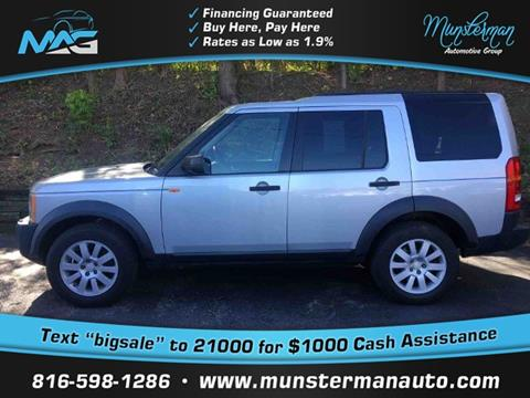 2005 Land Rover LR3 for sale in Blue Springs, MO