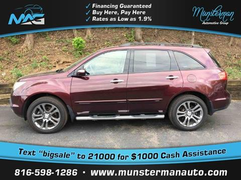 2007 Acura MDX for sale in Blue Springs, MO