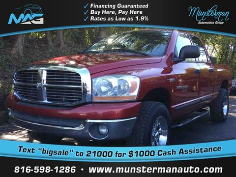 2006 Dodge Ram Pickup 1500 for sale in Blue Springs, MO