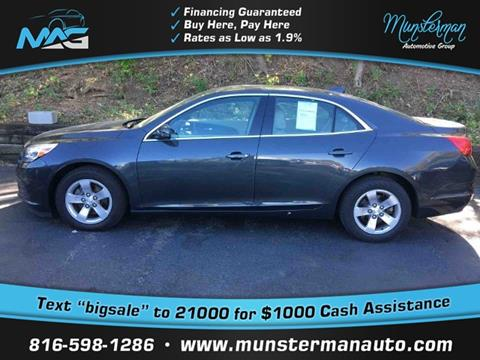 2015 Chevrolet Malibu for sale in Blue Springs, MO