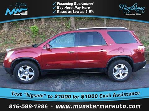 2009 GMC Acadia for sale in Blue Springs, MO